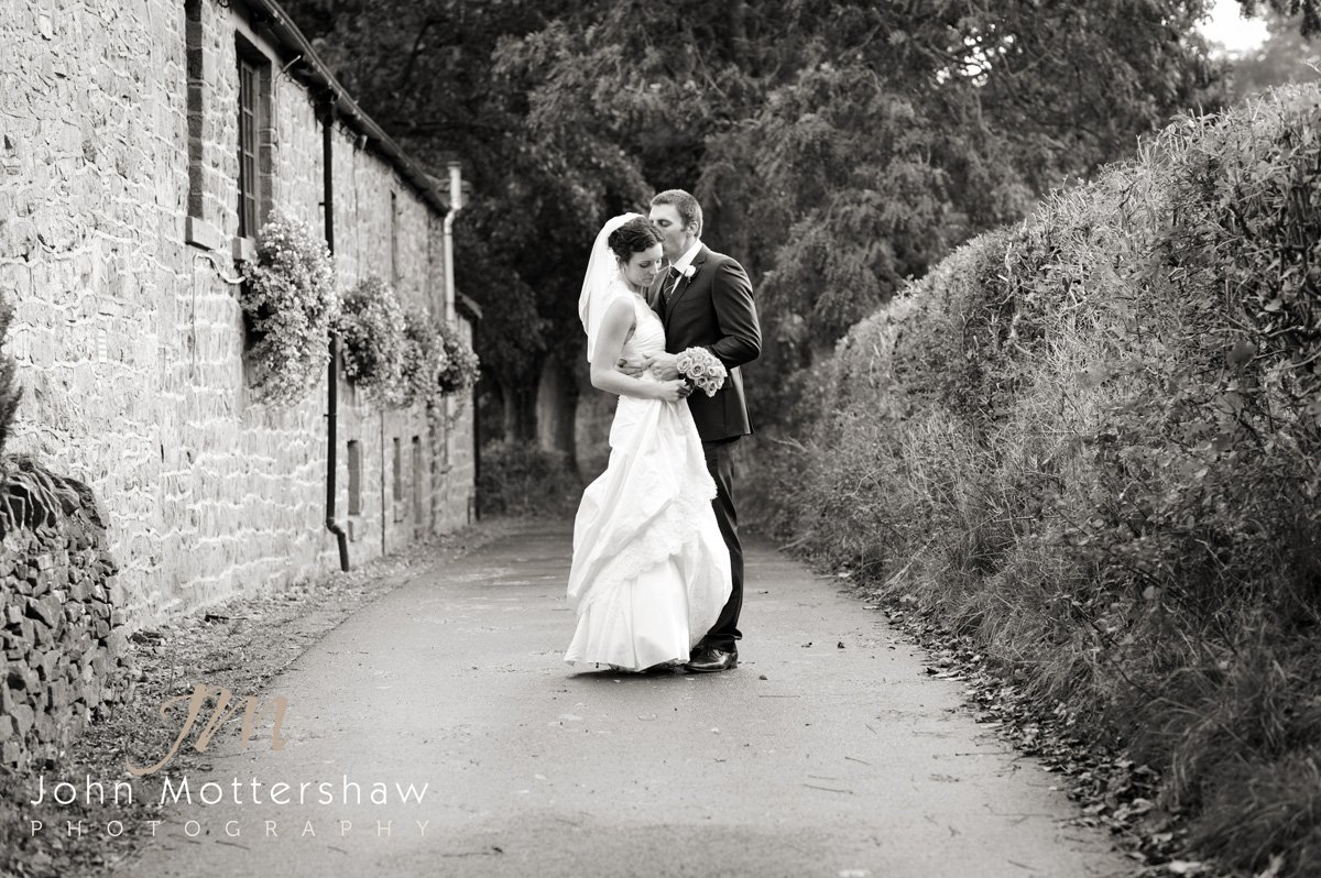 wedding photography at Losehill House Derbyshire