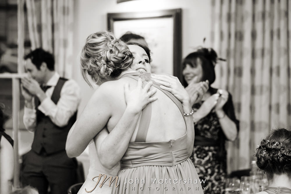 Reportage wedding photography in Sheffield