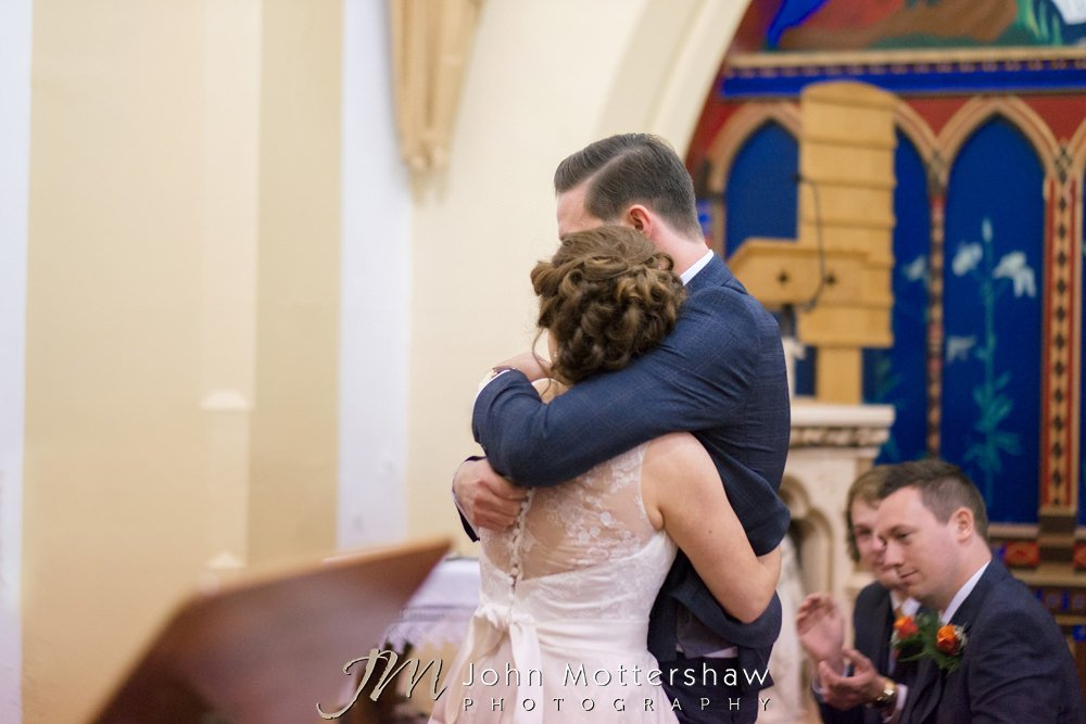 Natural and relaxed wedding photography in Sheffield by John Mottershaw