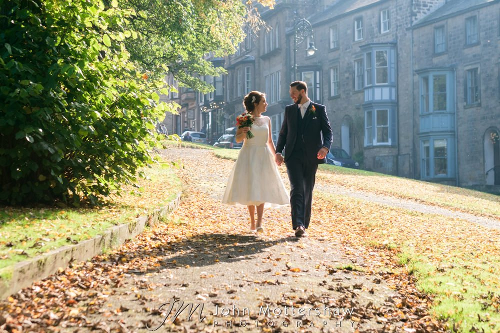 Natural and relaxed Sheffield wedding photographer