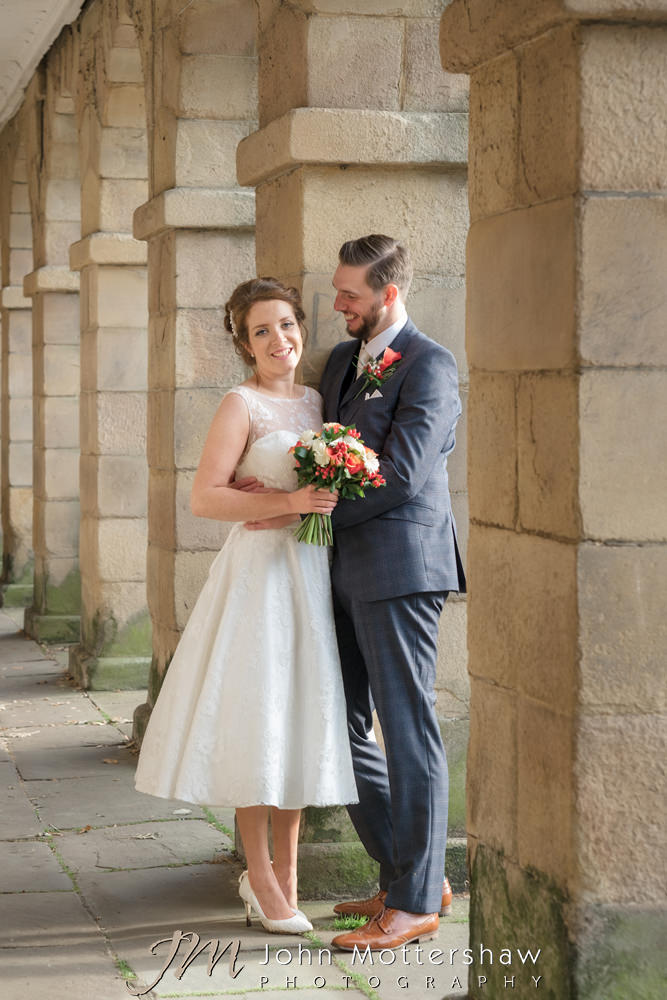 Natural and relaxed wedding photography in Sheffield