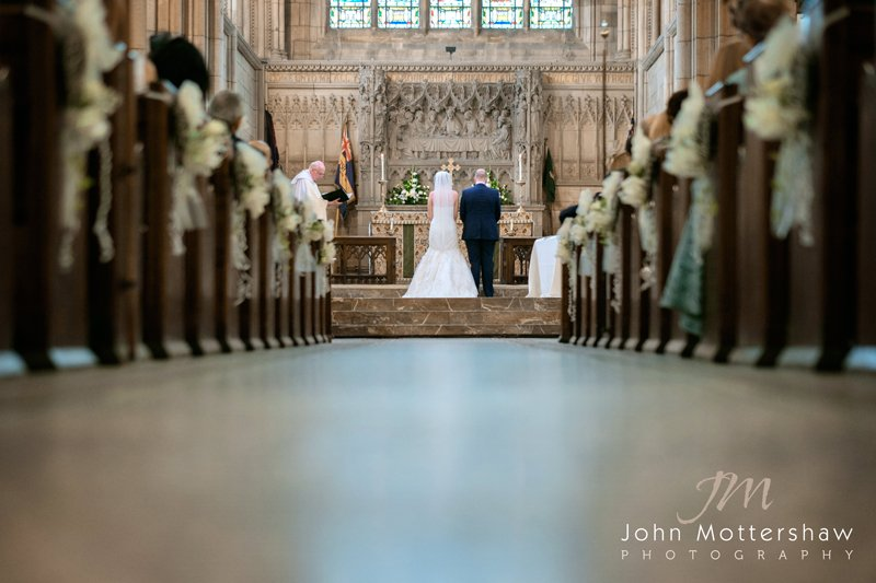 Church weddings in Sheffield
