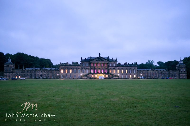 Wentworth Woodhouse from a distance