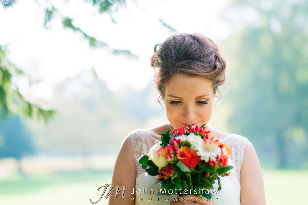 Wedding photographer in Buxton