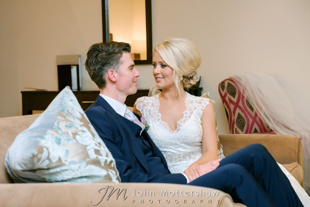 Sheffield weddings at Peak Edge Hotel