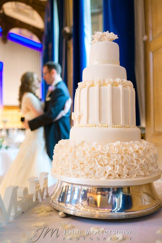 Wedding at Sheffield University by John Mottershaw Photography