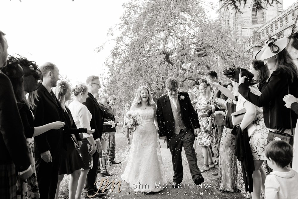 Professional Sheffield wedding photos