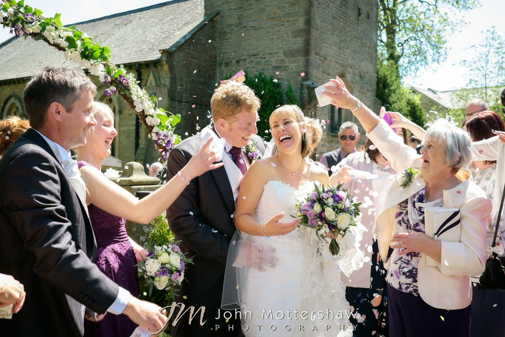 Shrigley Hall weddings by John Mottershaw Photography