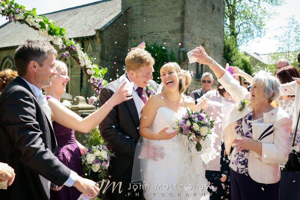Shrigley Hall weddings by John Mottershaw Photography