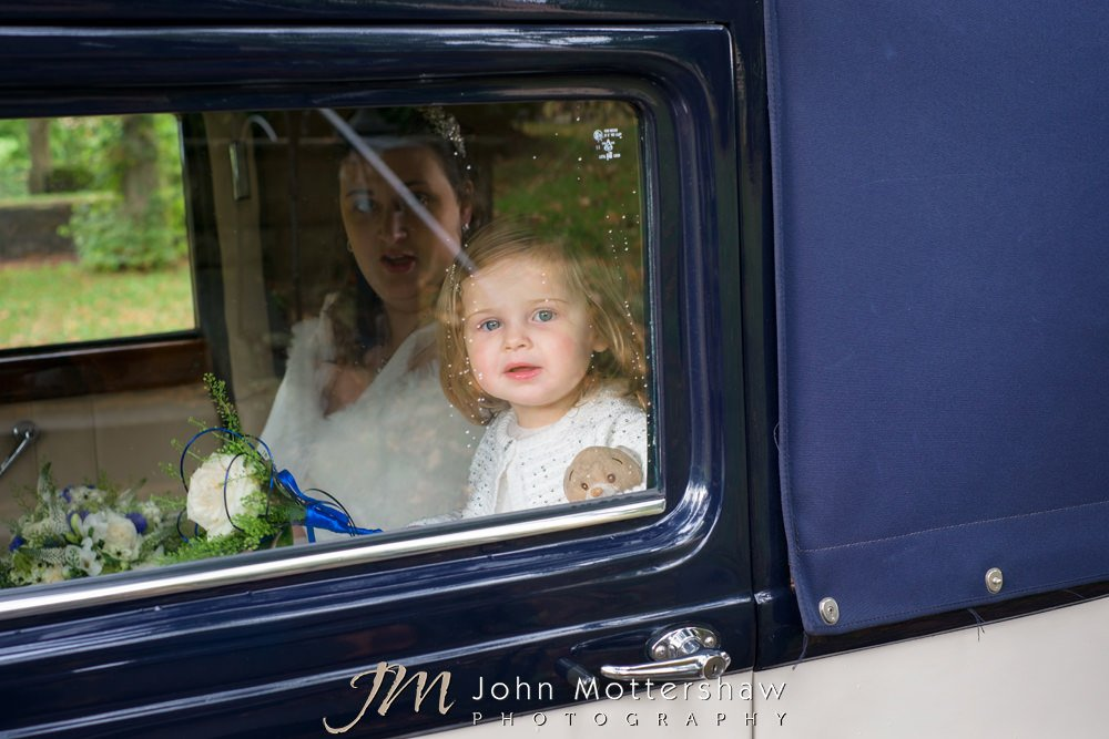 Wedding photography in Chesterfield by John Mottershaw Photography