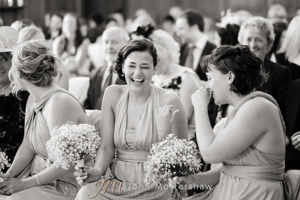 Sheffield reportage wedding photography