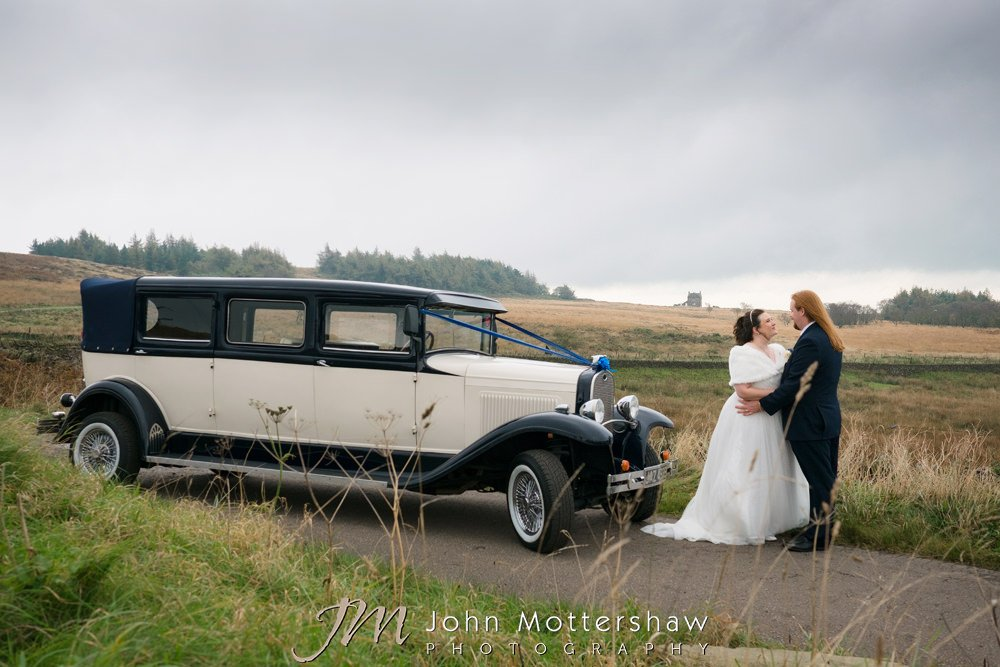 Sheffield wedding photographer with a relaxed style