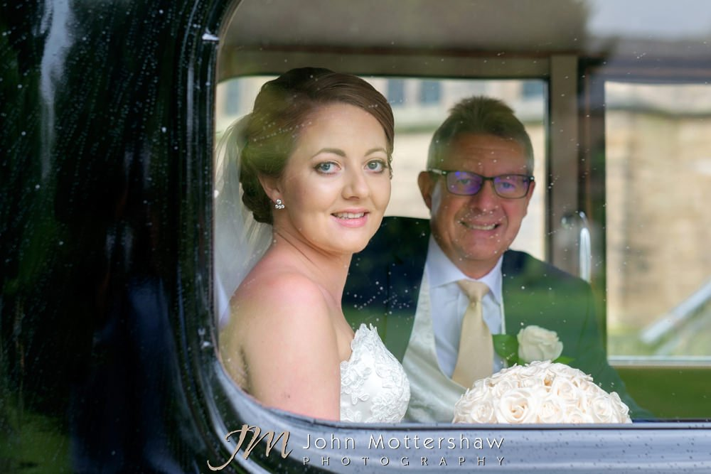 Wedding photography in Derbyshire by John Mottershaw Photography