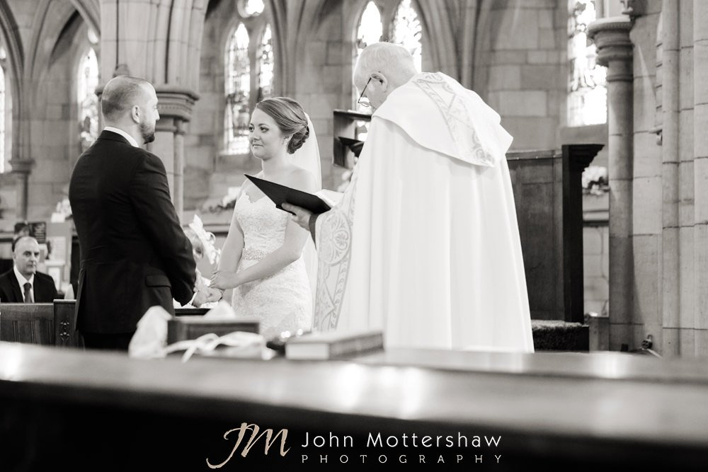 Wentworth Church wedding photography