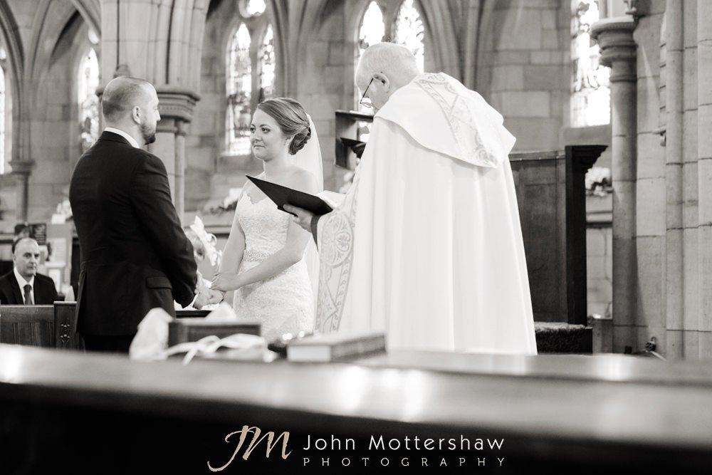 Wentworth Church wedding photography