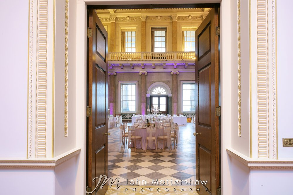 Wentworth Woodhouse wedding venue