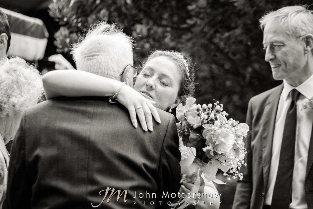 Woodthorpe Hall wedding candid photography