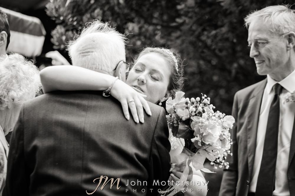 Woodthorpe Hall wedding candid photography