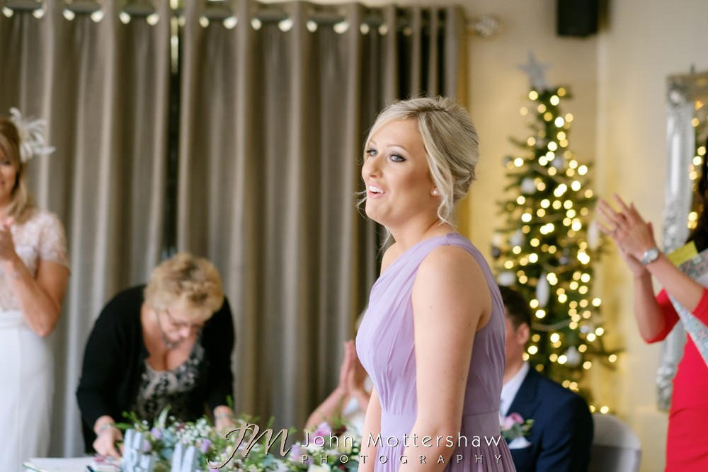 Informal wedding photographer with a natural style