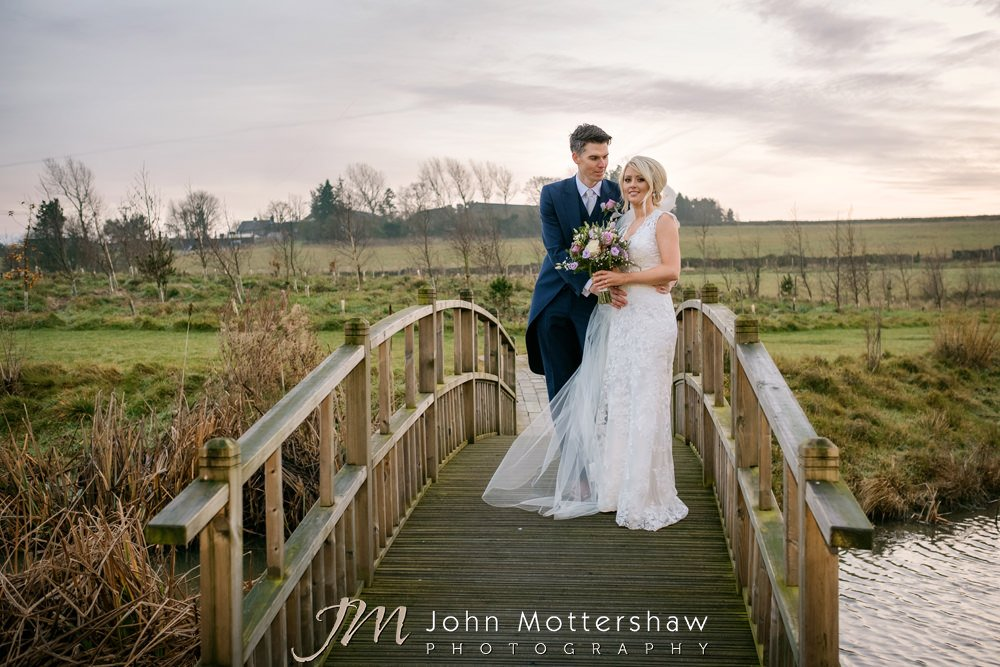 Sheffield wedding photographer at Peak Edge Hotel
