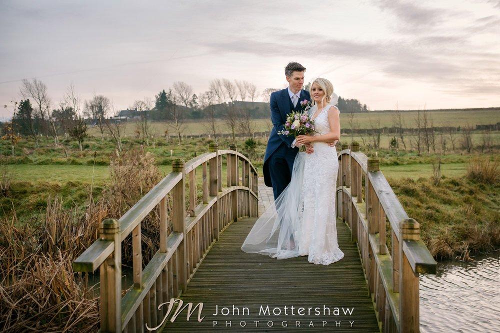 Sheffield wedding photographer at Peak Edge Hotel