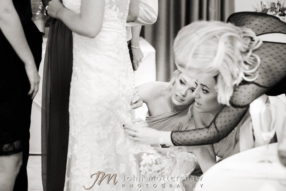 Sheffield reportage wedding photographer - John Mottershaw Photography