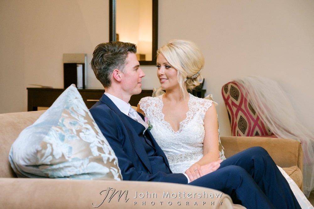 Elegant wedding photography in Sheffield