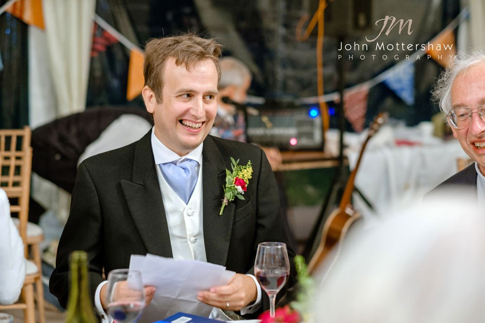 Marquee Wedding Photography at Lowfield Farm in the Peak District