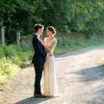 Wedding photographer at Hargate Hall