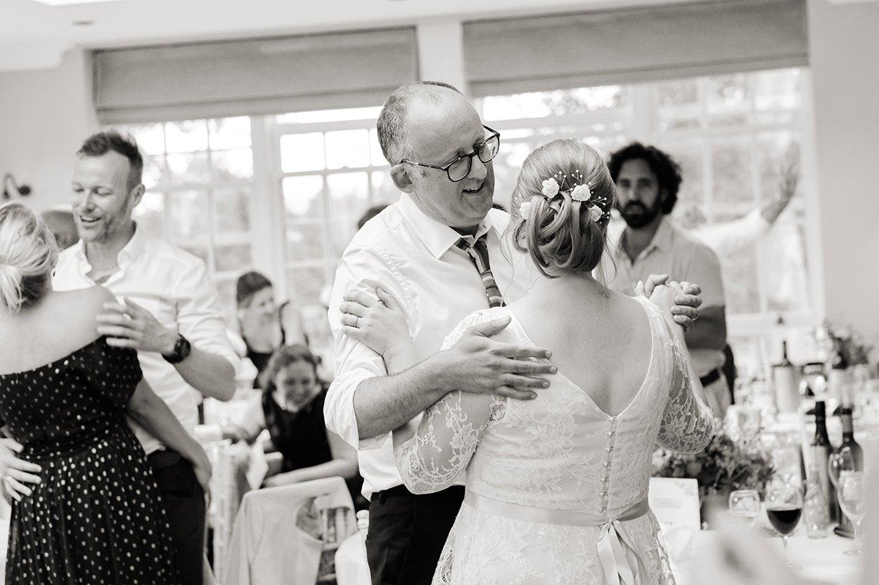 Dancing at Losehill House